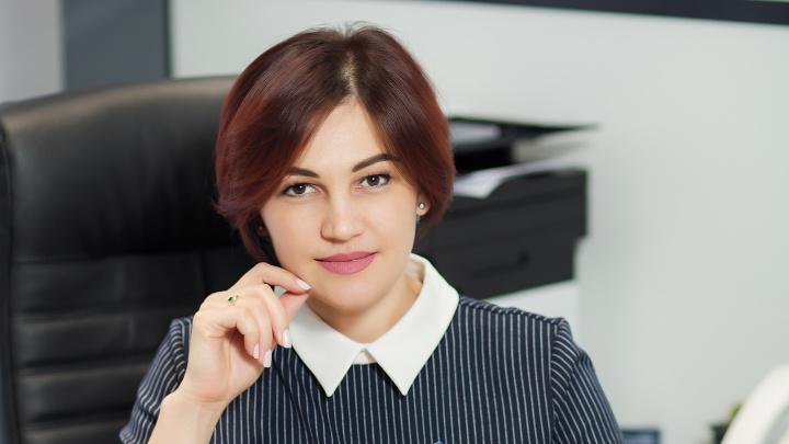 директор по продажам СК «ЮгСтройИмпериал» Елена Чернова