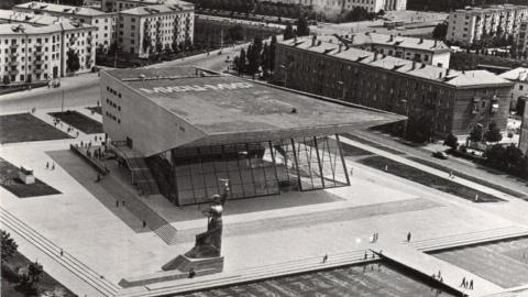 кинотеатр «Аврора», 1968 год