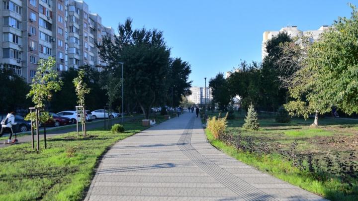 Школьный бульвар
