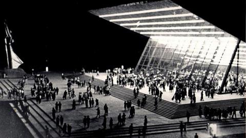 кинотеатр «Аврора», 1967 год